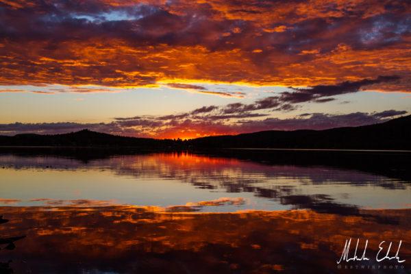 Sunset of Armageddon