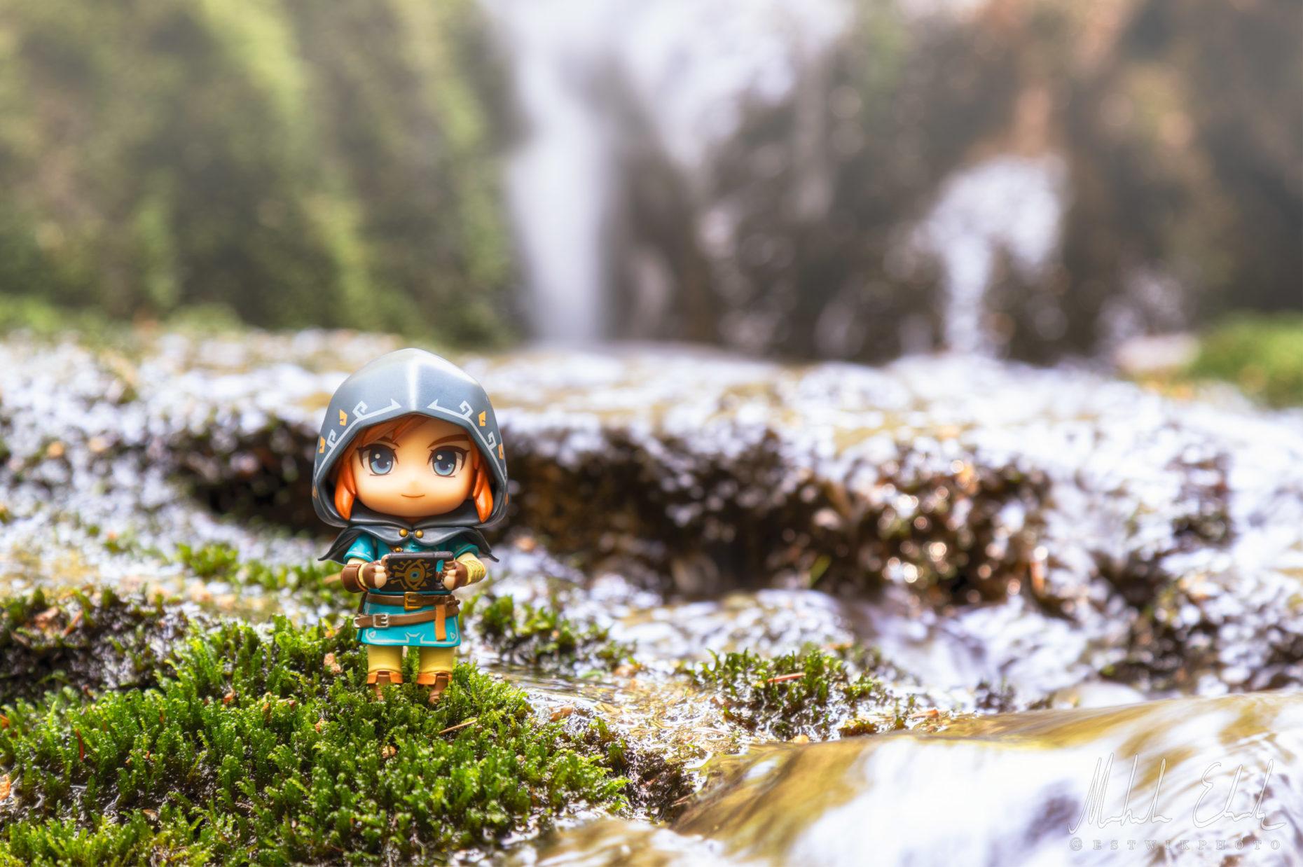 Link bland vattenfall