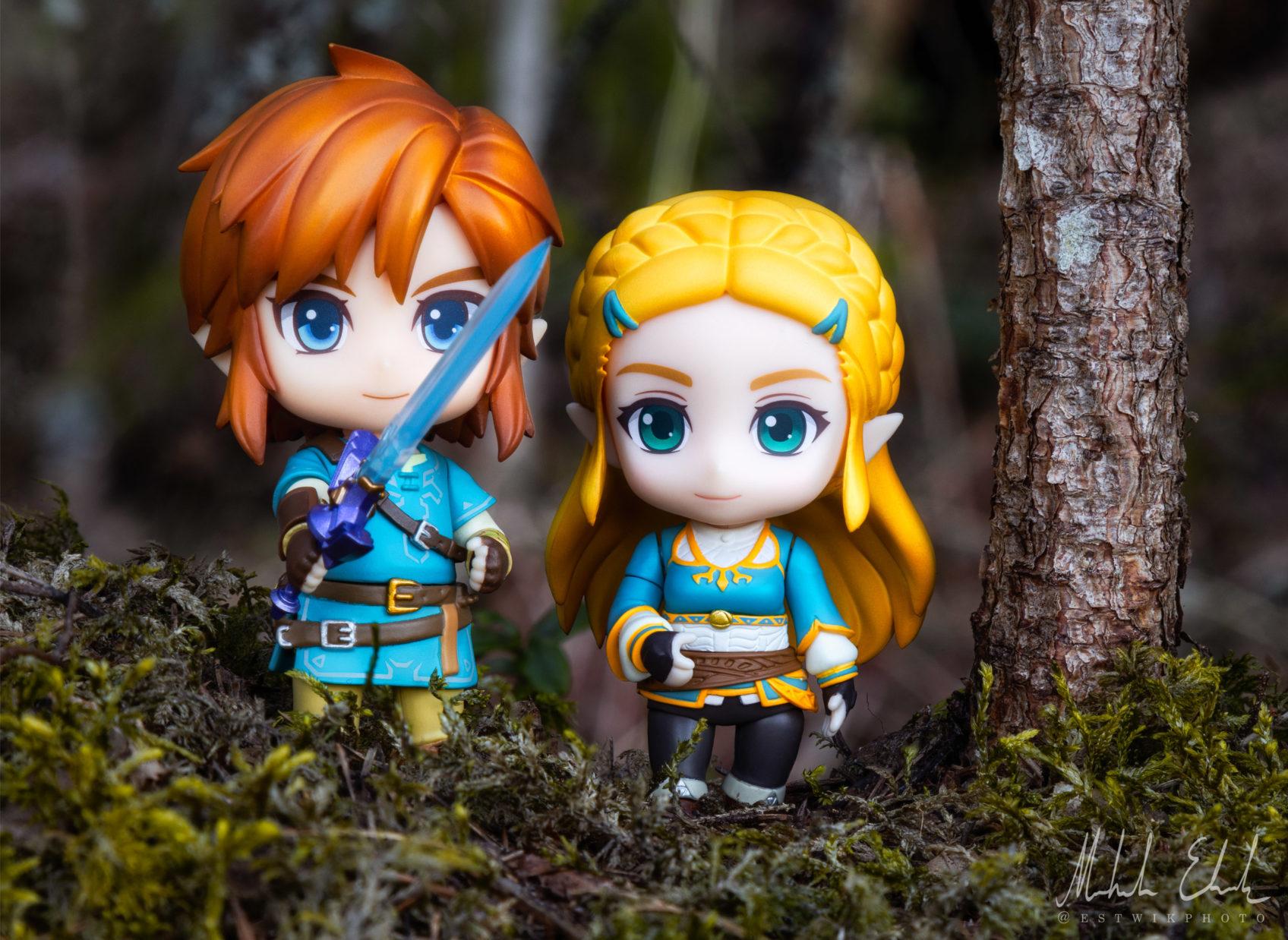 Link och Zelda